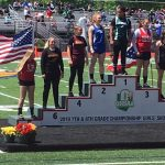 BMS Track Athletes Compete at OHSAA State Meet