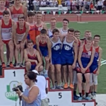 Boys 4×8 Finish 5th at States!