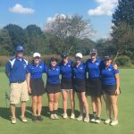 Girls Varsity Golf Sets School Record at MSL Post-season Tournament