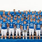 Football program makes great strides in first season of Golden Era
