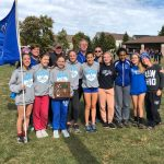 Girls XC and Miles Feinknopf Qualify for State Meet