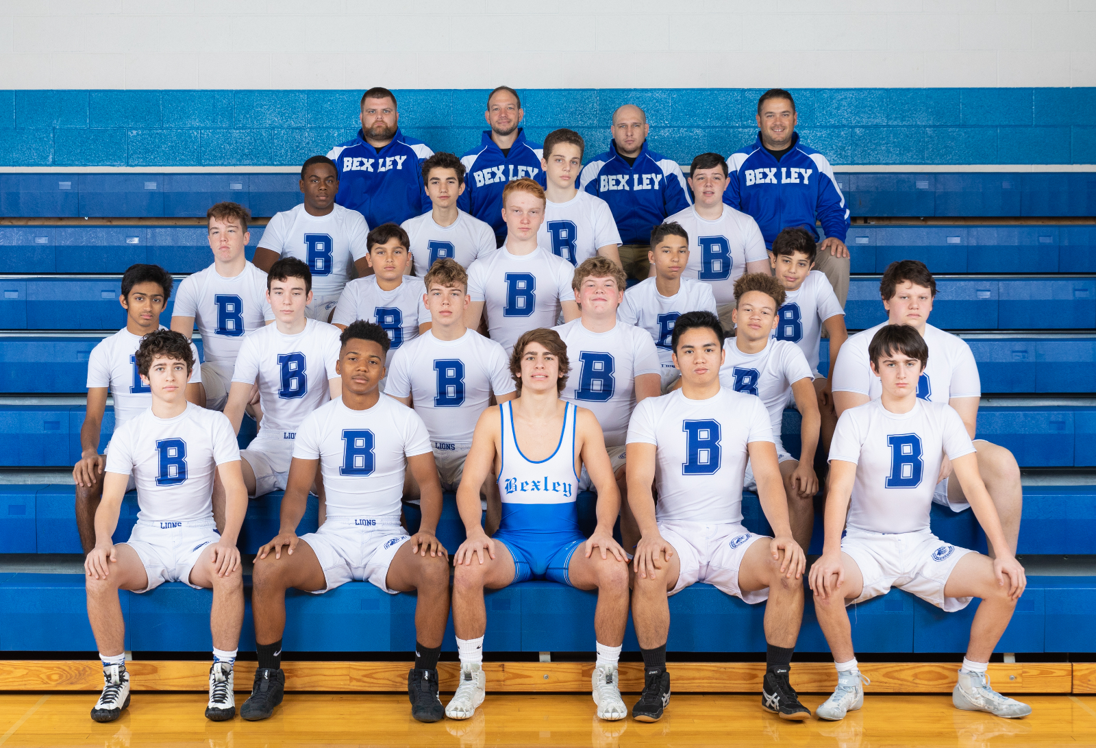 Bexley's young Wrestling team making strides behind Brenner's leadership