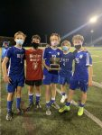 Boys Soccer defeats Columbus Academy 5-4 in PK's to retain Ingwerson Cup