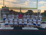 Girls Soccer Wins League Championship