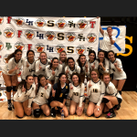 Girls Volleyball Wins Freeway League