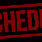 Basketball games rescheduled