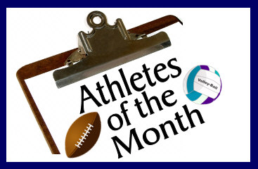 Athletes of the Month-DECEMBER