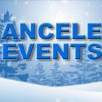 More cancelations – April 19