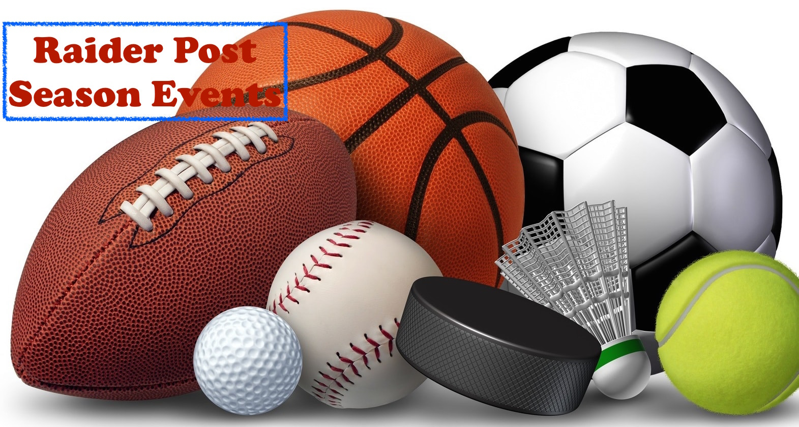 Post Season Action for Fall Sports