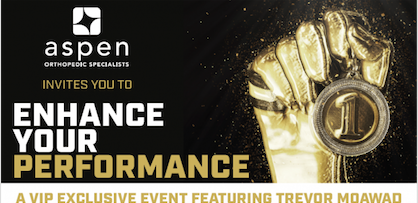 Enhance your Performance Event – July 22