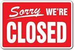 North Field Closed