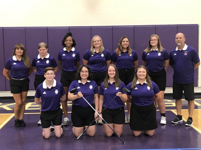 2020 Lady Tiger Golf