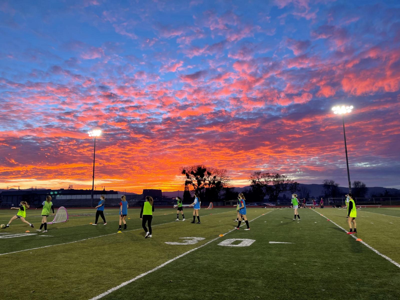 NMHS Girls Soccer season is starting soon, February 22, 2021