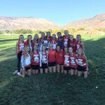 Girls Cross Country Wins Region Championship