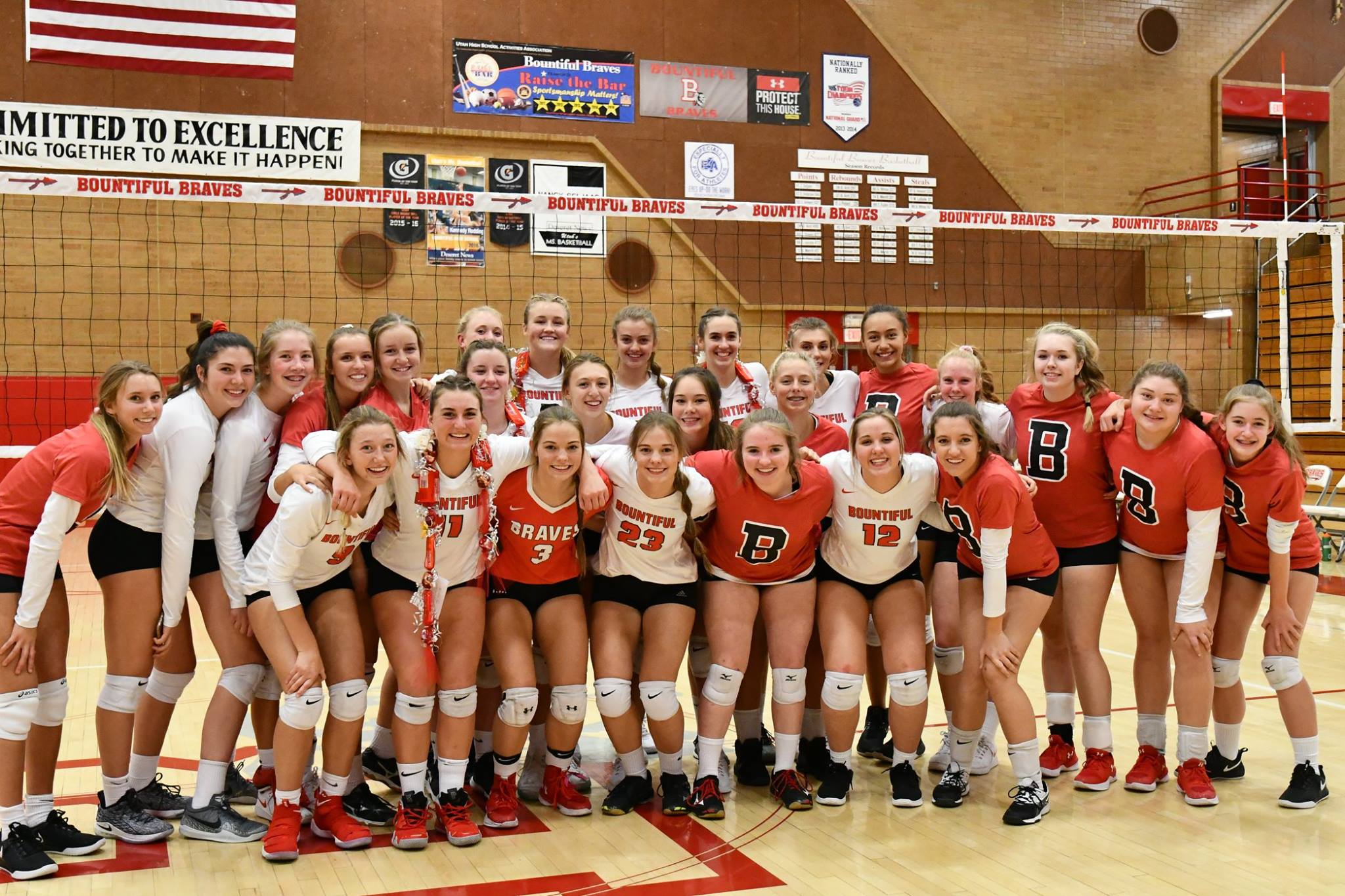 Volleyball Wraps up a Great Season