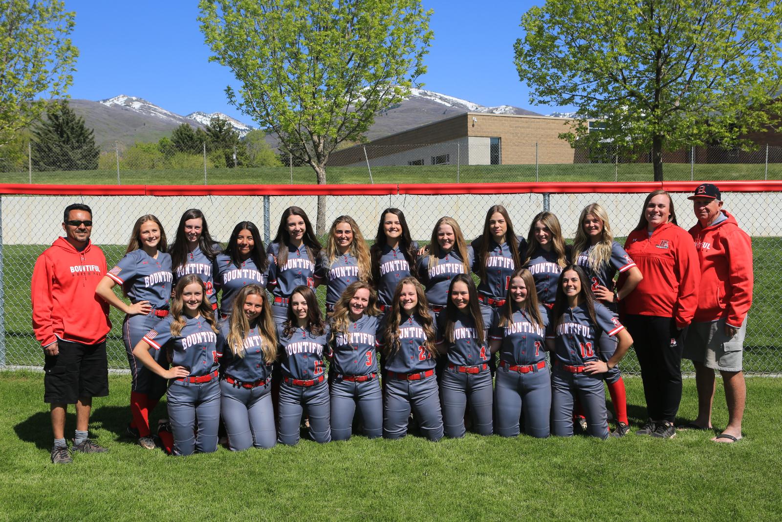 Lady Braves Softball Wins Region 5 Crown