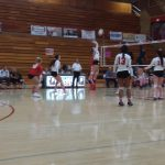 2020 Girls Volleyball Team