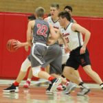 Boys Basketball Opens Season with Old Rival Davis