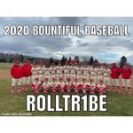 Bountiful American Legion Baseball 2020