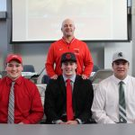 Football Signing Ceremony Video
