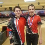 Mentor Bowlers finish 3rd in the state