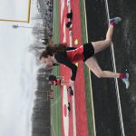 Mentor Girls Track Team beats Brunswick