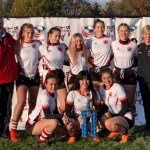 Girls Rugby team finishes as State Runner up