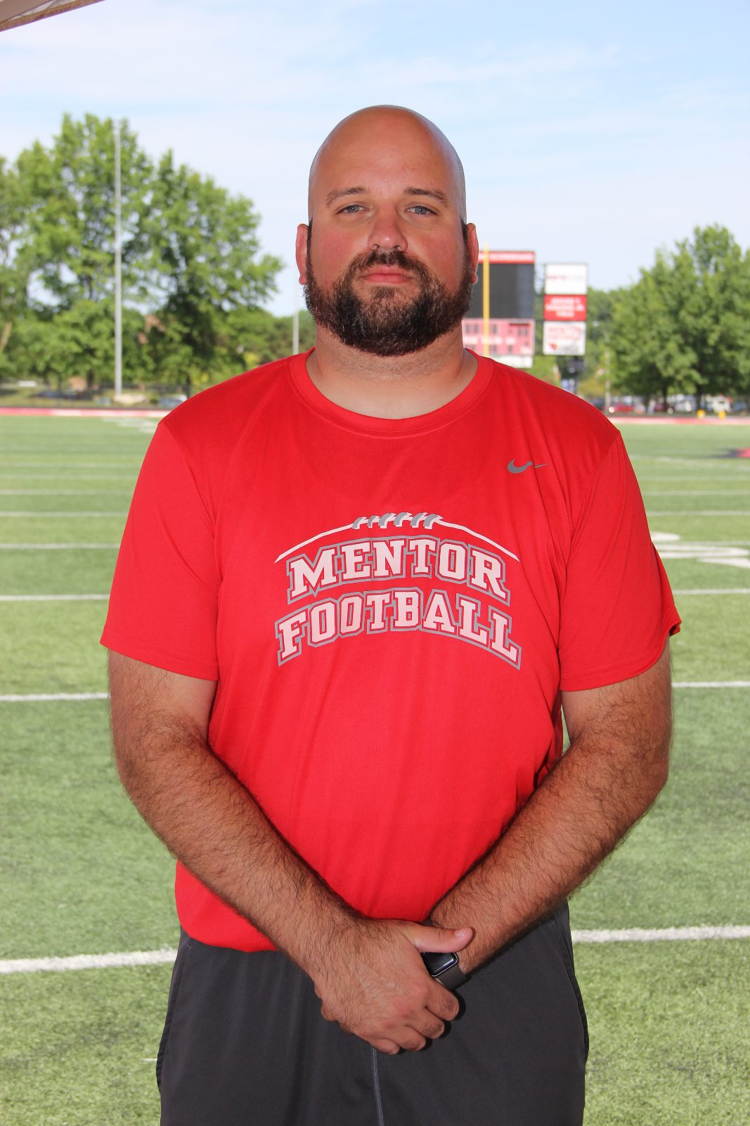 Matt Gray named Mentor Head Football Coach