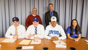 February Signing Ceremony Pictures