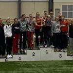 Mentor Girls Track Finishes as State Indoor Track Meet Runner Up