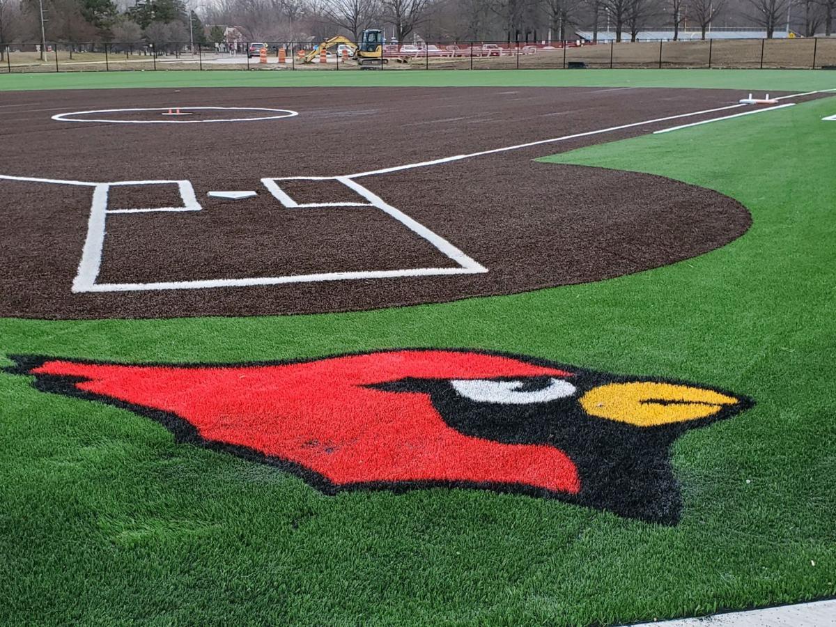 Softball open fields