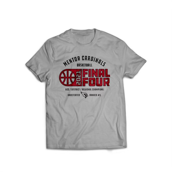 Final 4 T-shirts available