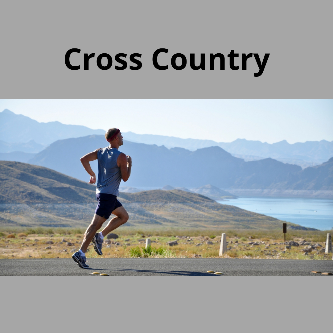 Cross Country Update – for State