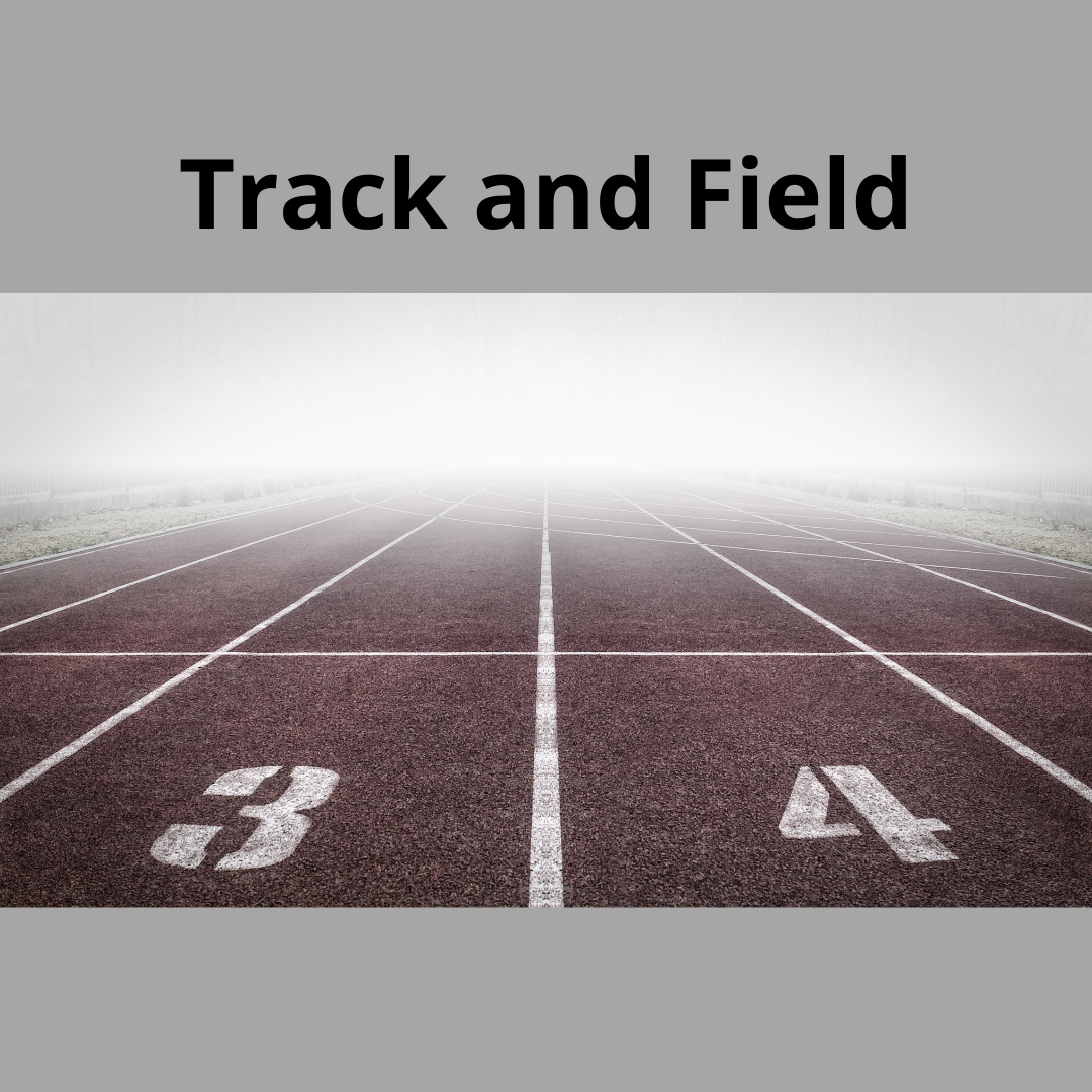 Track and Field Meet Schedule 2021