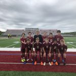 Boys Varsity Soccer beats Fridley 2 – 0