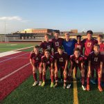 Boys Varsity Soccer falls to Apple Valley 2 – 1