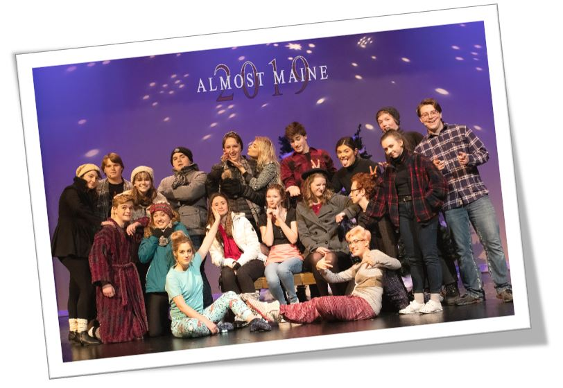 ALMOST TIME for ALMOST, MAINE