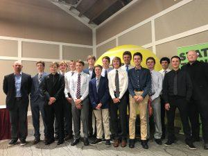 2019 Boys Varsity Tennis