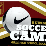 MAKE PLANS to ATTEND the LSHS GIRLS SUMMER SOCCER CAMP!