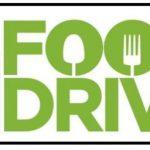 NHS SPONSORING FOOD DRIVE…