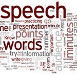 JOIN LSHS SPEECH – INFORMATIONAL MEETING