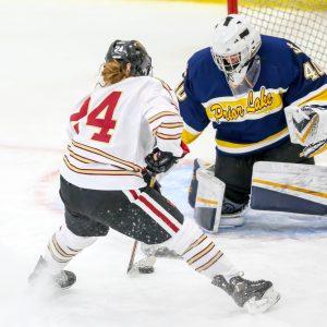 BIG WIN in OT for Cougar Girls Hockey vs Prior Lake
