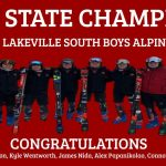 BOYS ALPINE SKI REPEAT AS STATE CHAMPS!