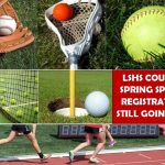 REGISTRATION FOR SPRING ATHLETICS AND ACTIVITIES