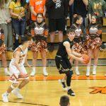 Boys Varsity Basketball falls to Crawford County Jr-Sr Hs 55 – 45