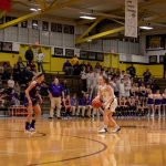 Girls Varsity Basketball falls to Paoli Jr. & Sr. 50 – 42