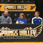 Congrats to Senior Bryanna Roach on Signing a Track Scholarship