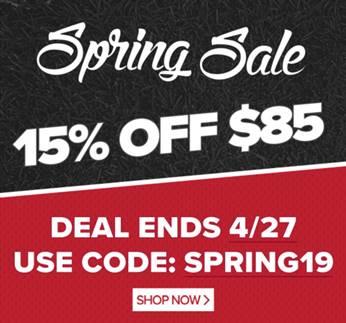 Spring Sale on SV Gear