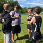 Boys compete at SW Shelby