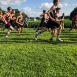 Boys Junior High Cross Country finishes 4th place at Southridge High School